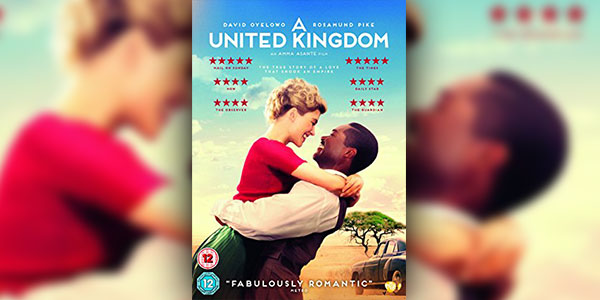 Win A DVD Copy of 'A United Kingdom'