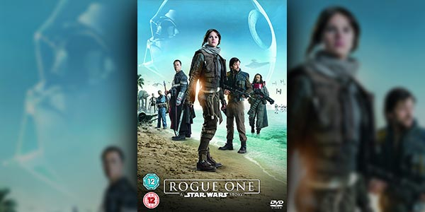 Win 'Rogue One: A Star Wars Story' On DVD