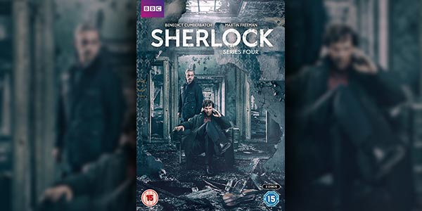Win The DVD Of 'Sherlock: Season 4'