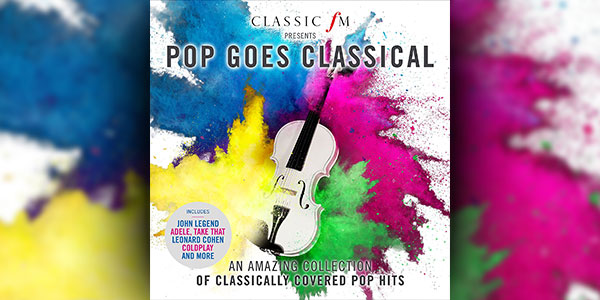 Win A Copy of 'Pop Goes Classical'