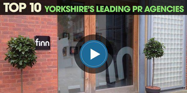 YEN Top 10: Yorkshire's Leading PR Agencies
