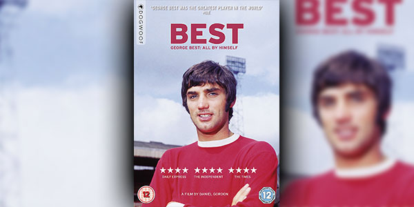 Win 'Best' (George Best: All By Himself) On DVD