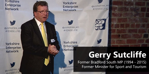 Devolution Of Yorkshire – An Introduction By Gerry Sutcliffe