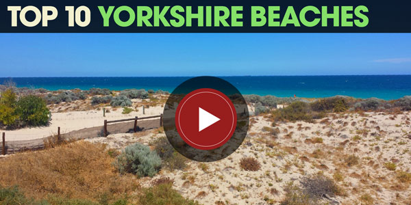 YEN Top 10: Yorkshire Beaches