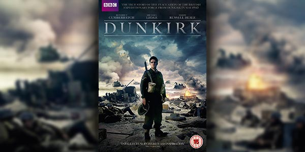 Win A DVD Copy Of 'Dunkirk'