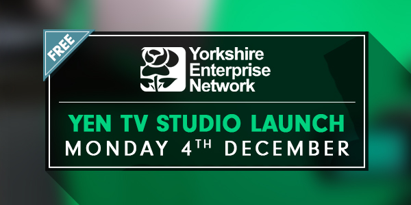 YEN TV Studio Launch for Business Event