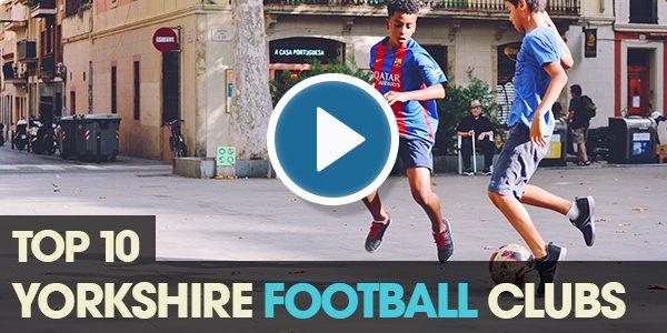 YEN Top 10: Yorkshire Football Clubs