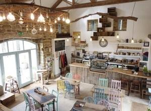 The Bivouac Cafe, Masham