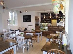 The Old School Tearoom – Grassington