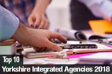 Top 10 Yorkshire Integrated Agencies 2018