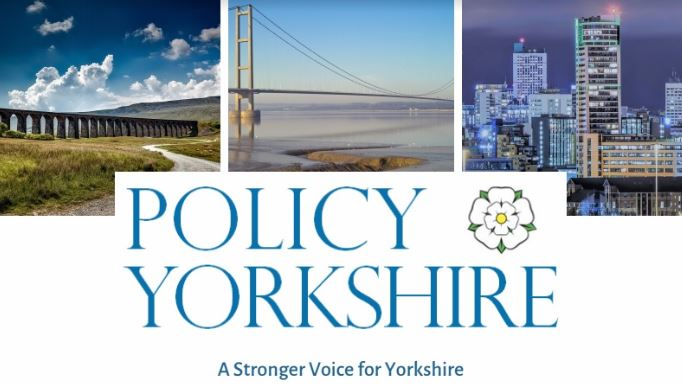 Policy Yorkshire - A Stronger Voice For Yorkshire