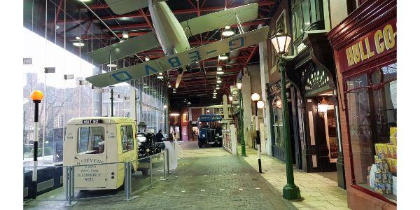 Hull Streetlife Museum of Transport